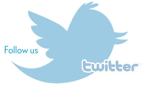 Twitter Bird Window Decal