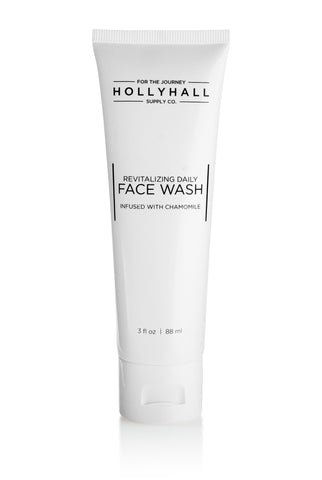 Revitalizing Daily Face Wash