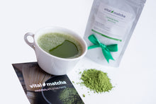 Vital Matcha Ceremonial Zöld Tea