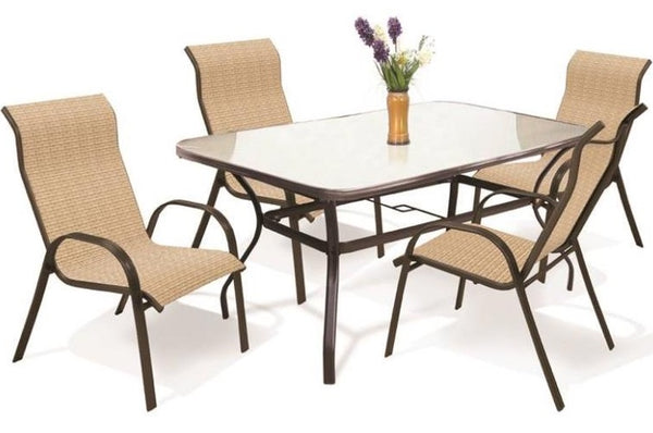 "Seasonal Trends T6R60KOHJ33 Dining Table, 60"" W x 38"" H"