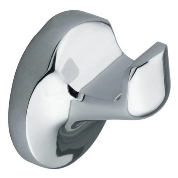 Moen 5802CH Aspen Modern Robe Hook, Polished Chrome