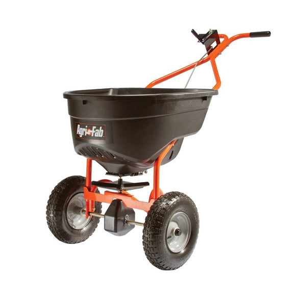 Agri-Fab 45-0462 Push Broadcast Spreader, 130 lbs