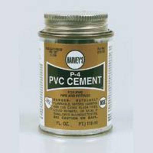 Harvey 018130-12 Pvc Regular Cement 32 Oz