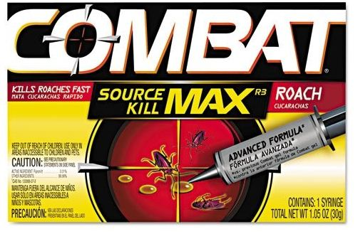 Combat 51963 Roach Killing Gel, 30Gm