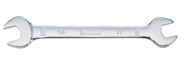 Dewalt DWMT75436OSP Open End Wrenches, 17mm x 19mm