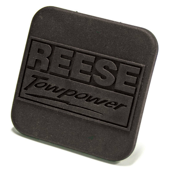 "Reese Towpower® 7000600 Rubber Receiver Plug for 2"" Hitch Box"
