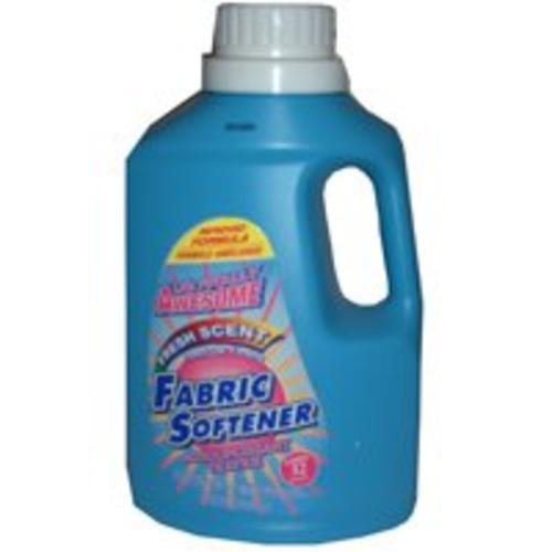 LA's Totally Awesome 235 Fabric Softener, Fresh Scent, 64 Oz