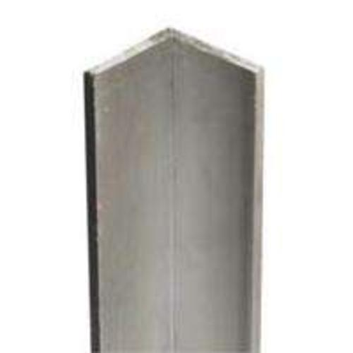 "Stanley 247445 Aluminum Angles 1/8""X1-1/2""X4' - Mill"