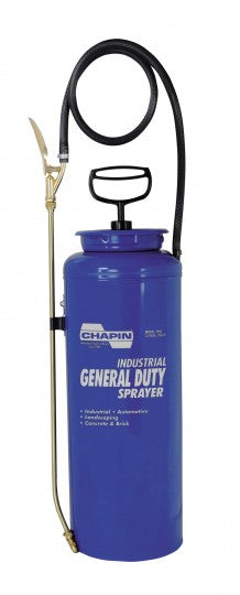 Chapin 1941 Industrial Open Head General Duty Sprayer, 3.5 Gallon