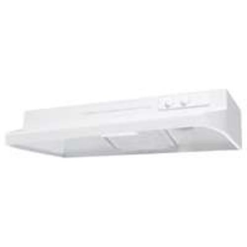 "Air King DS1303 Convertible Range Hoods, 30"", White"