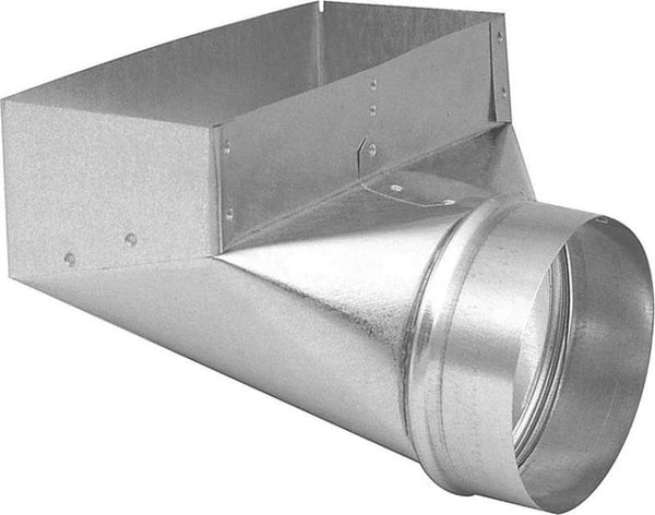 "Imperial GV0605 Duct Angle Boot, 3-1/4"" x 10"" x 4"""