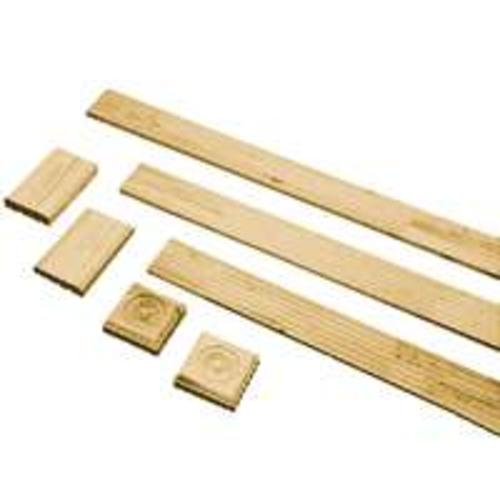 Waddell FCS37 Revers Fluted Casing Set, 3-1/4""