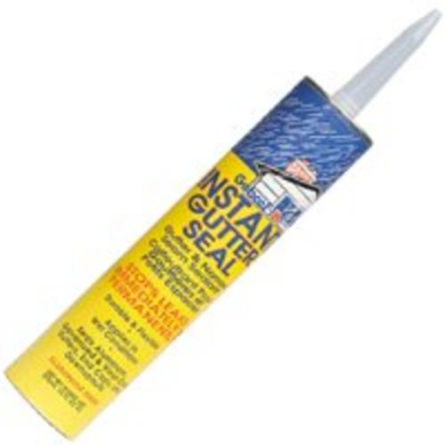 Geocel 29100 Instant Gutter Seal, 10 OZ, Clear