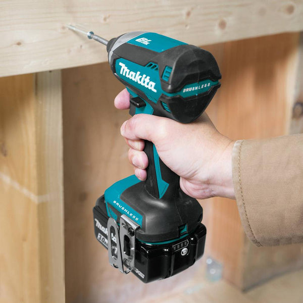 Makita XT281S Lithium-ion Brushless Cordless 2-Piece Combo Kit, 18-Volt