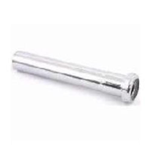 "Plumb Pak PP20226 Polished Chrome Sink Tailpiece, 1-1/2""X12"""