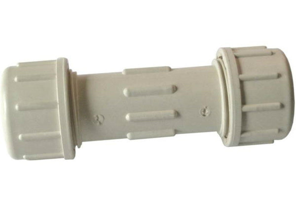 "American Valve P600CTS 1/2 CPVC Compression Couplings, 1/2"" CTS"