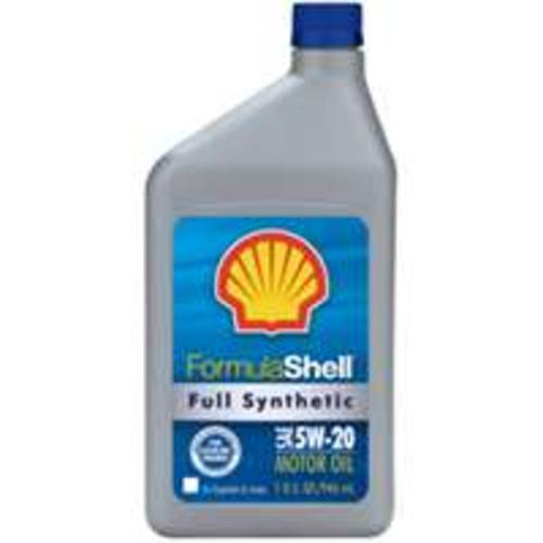 Formula Shell 550024076 Synthetic Motor Oil