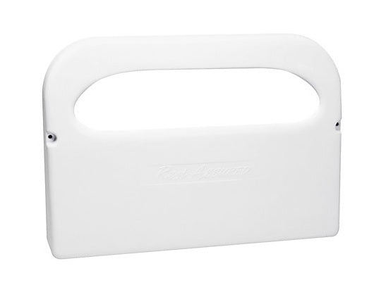 North American Paper 1120 Half Fold Toilet Seat Cover Dispenser, White
