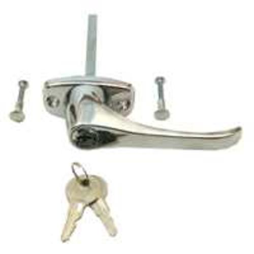Prime-Line GD52123 Handle Lock Garage Keyed