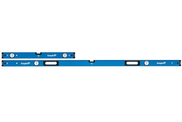 "Empire EM75JAMB True Blue E75 Magnetic Box Level, 32"" & 78"""