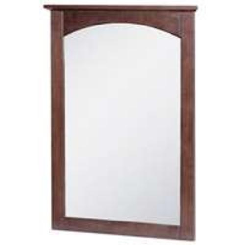 "Foremost COCM2128 Wall Mirrors, 21"" x 28"", Cherry"