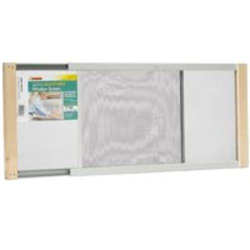 "Thermwell AWS1833 Adjustable Window Screen, 18"" H"