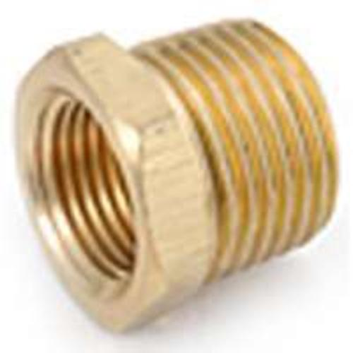"Anderson Metals 7381410-1204 Low Lead Hex Bushing Brass 3/4""x1/4"""