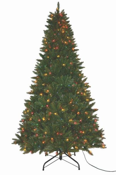 General Foam OR-RAF133585 Christmas Tree, 7-1/2'
