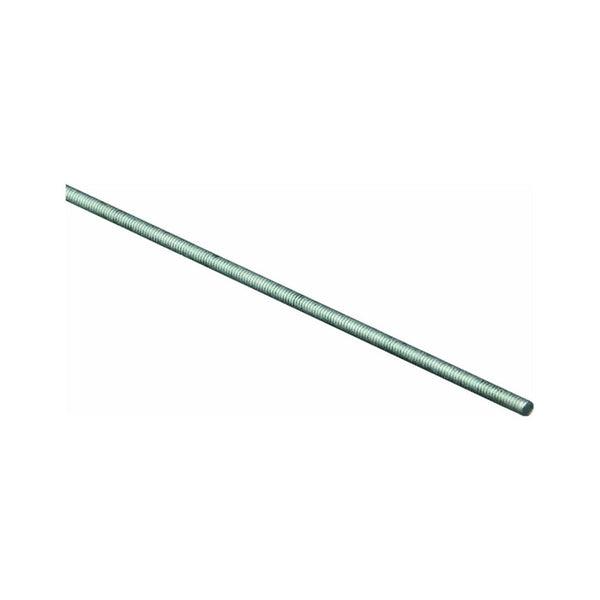 "Stanley 218214 Stainless Steel Threaded Rod, 1/4""-20 x 36"""