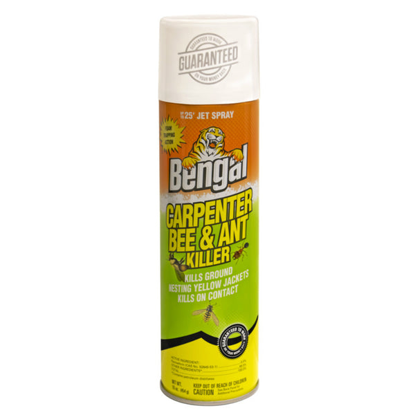 Bengal 97199 Carpenter Bee & Ant Killer, 16 Oz