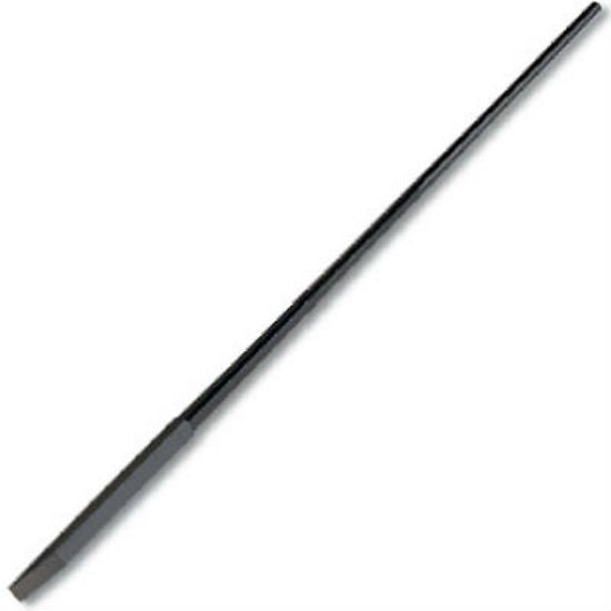 "Truper PPB60C Pinch Point Rat Tail Crow Bar, 60"", 18 Lbs Capacity"