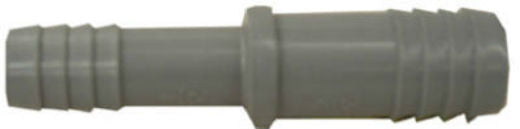 "Genova 380147 Insert Reducing Coupling, 1-1/4"" Ins x 3/4"" Barb"