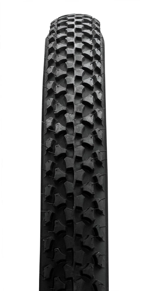 "Bell 7014769 Mountain Bike Tire, 24"", Rugged Carbon Steel Bead"