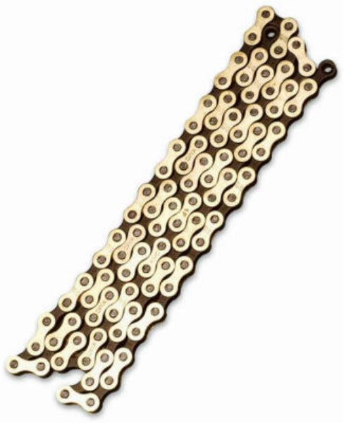 "Bell 1006625 Bike Uni-Chain, 1/2"" x 1/8"" with 96 Links"