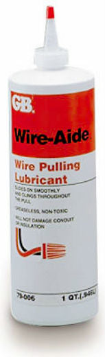 Gardner Bender 79-006N Wire Aide Wire Pulling Lubricant, 1 Qt