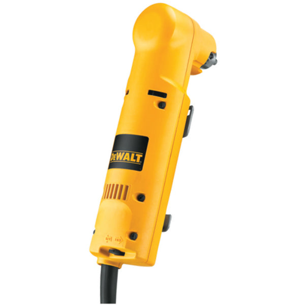 "DeWalt® DW160V Heavy Duty VSR Compact Right Angle Drill, 3/8"" (10mm)"