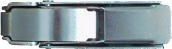 "National Hardware® N208-512 Draw Hasp, 2-3/4"", Zinc Plated"