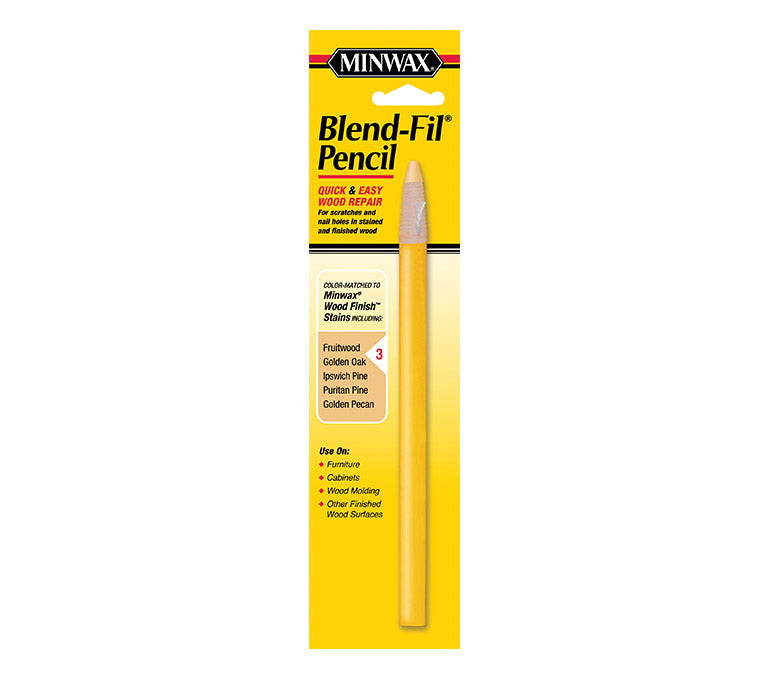 Minwax® 11003 Blend-Fil® Pencil for Quick & Easy Wood Repair, #3
