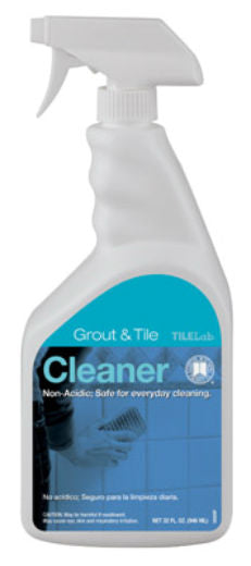 Custom® TLGTCQT-3 TileLab® Grout & Tile Cleaner, 1 Qt