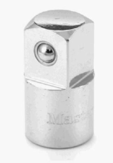 "Master Mechanic 122572 Socket Adapter, 1/2"" - 3/4"" Drive"
