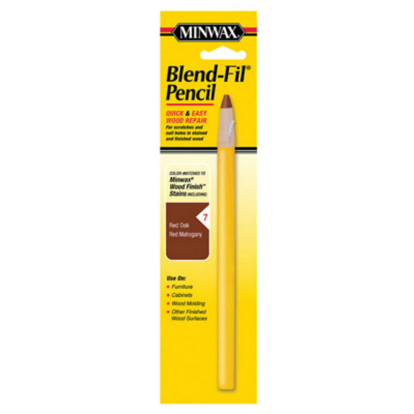 Minwax® 11007 Blend-Fil® Pencil for Quick & Easy Wood Repair, #7