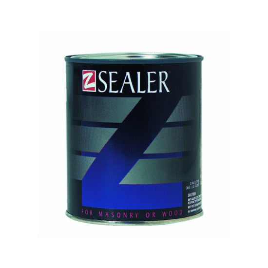 Z-Brick® ZD070045 Z Sealer for Masonry or Wood, Clear, 1-Quart