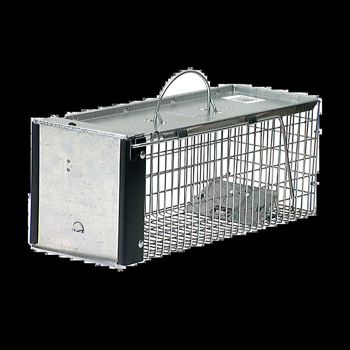 "Havahart® 0745 Animal Cage X-Small 1-Door Trap, 17"" x 6"" x 6"""