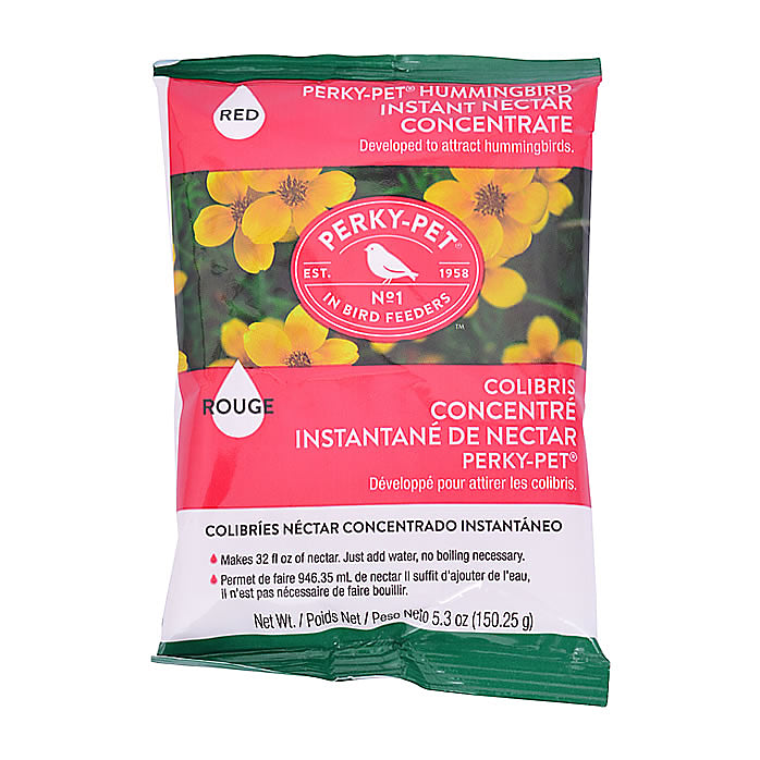 Perky-Pet® 231 Hummingbirds Instant Nectar Concentrate, 5.3 Oz