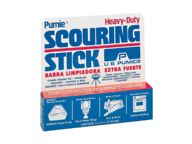 Pumie JAN-12 Heavy-Duty Janitorial Scouring Stick