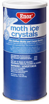 Enoz F39 Moth Ice Crystal, 1 lbs, Can