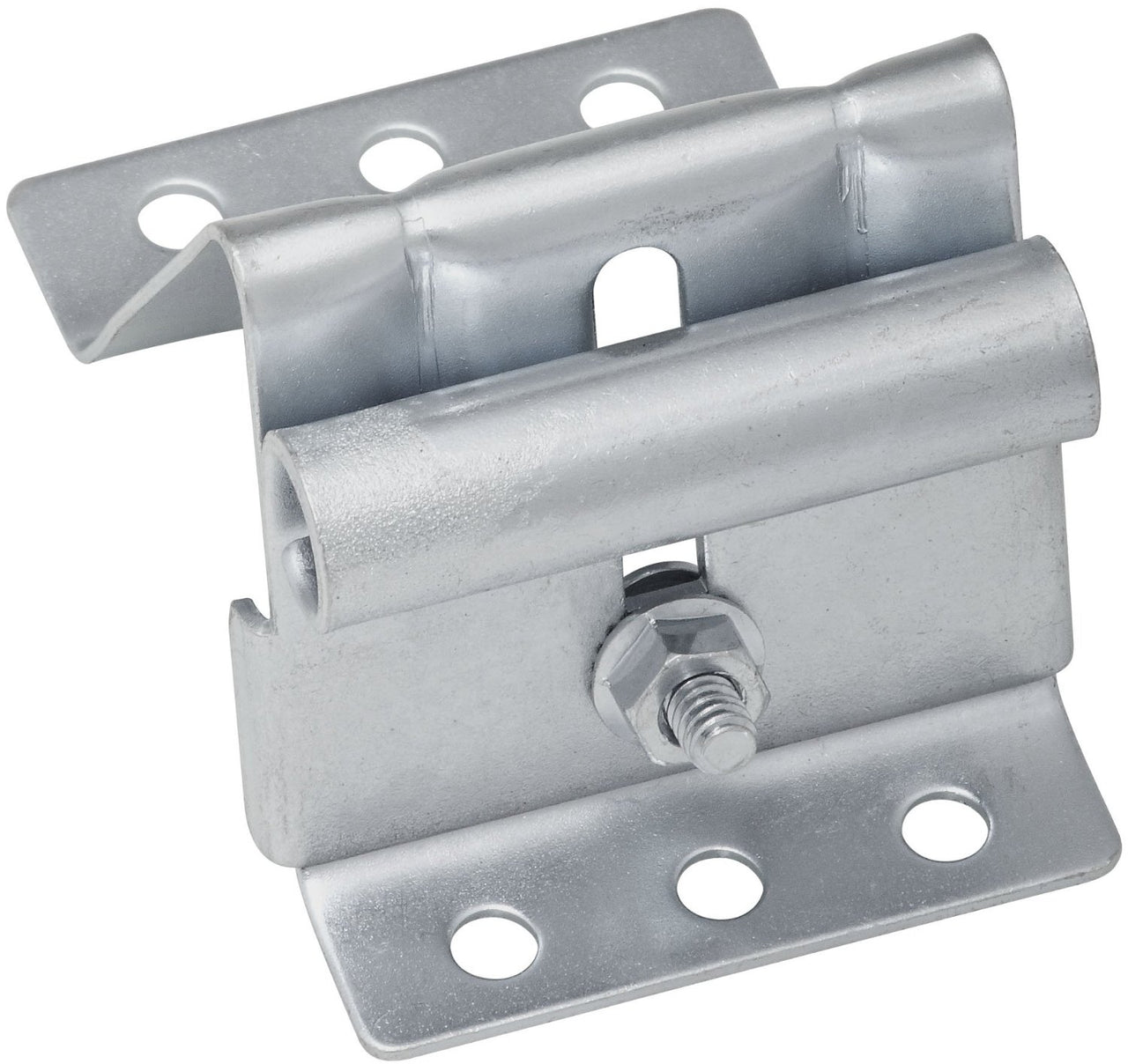 "National Hardware® N280-495 Adjustable Top Roller Bracket, 2-1/2"", Galvanized"
