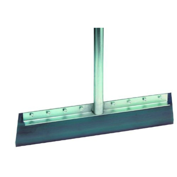 "Marshalltown 16398 Spring Steel Floor Scraper 20"" x 4"" with 60"" Steel Handle"