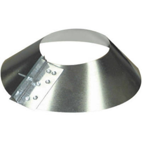 Imperial GV1378 Galvanized Storm Collar, 6""