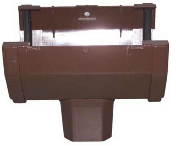 Genova RB144B Raingo Duraspout Drop Outlet, Brown